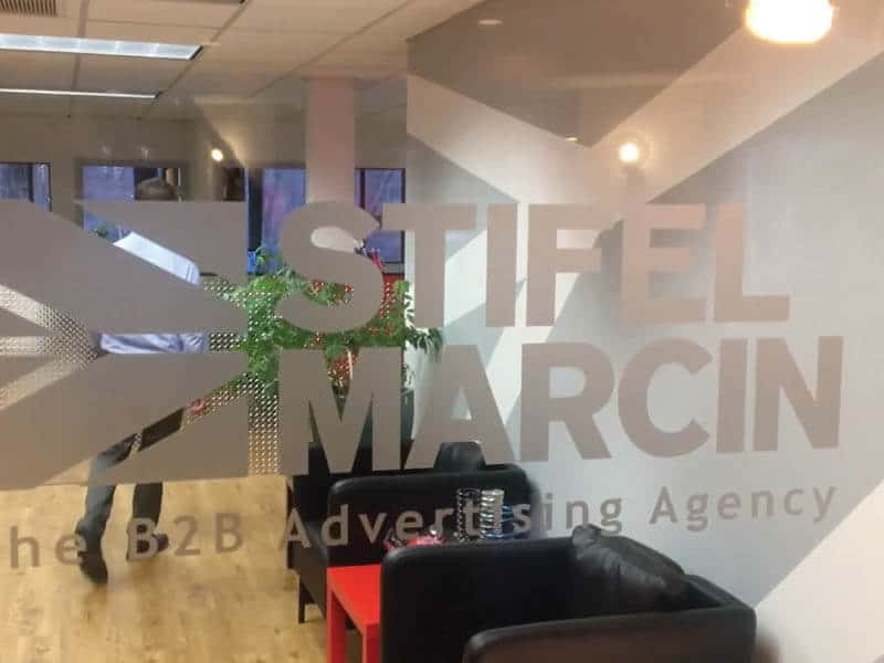 Stifel Marcin's full service graphic design services beat the competition